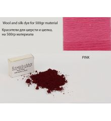 Dye for wool and silk