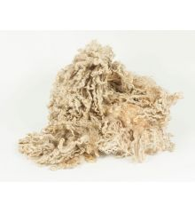 Raw Masham fleece & lokcs