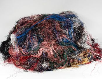 Viscose thread