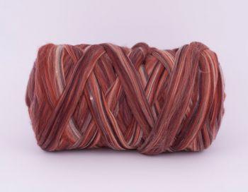 Multicolor wool