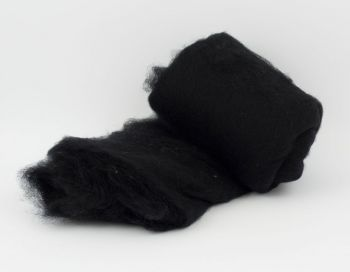 carded wool